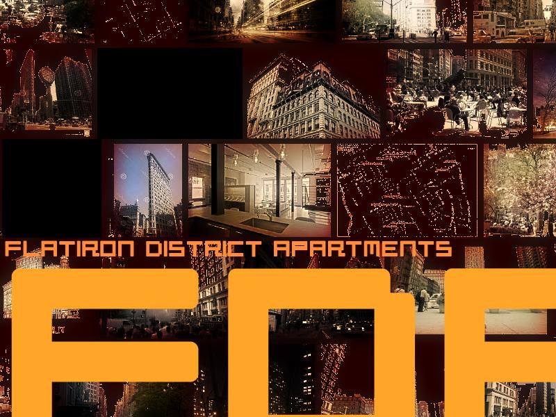 Flatiron District apartments