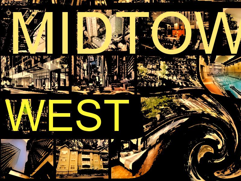 midtown west apartment rentals